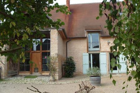 Loft rural, 5 chambres à Lignières  - Lignières - Bed & Breakfast