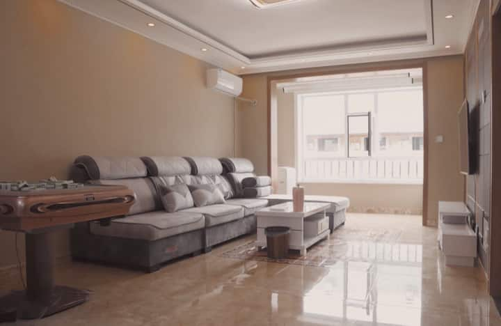 长白山西坡新山门清风丽舍温馨两居室公寓