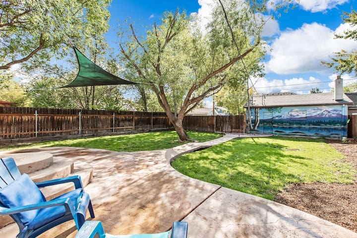 Safe and clean Pet Friendly Cottage in Westend- Close to all things Boise