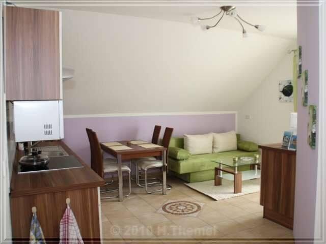 80qm Nice Apartment Moorenweis - Moorenweis - Apartemen
