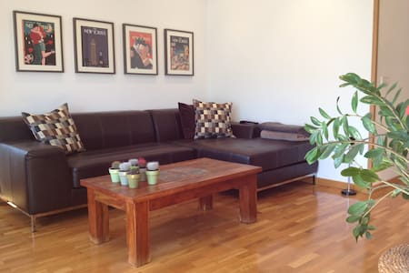 Modern centric apartment. Wifi & parking - Logroño