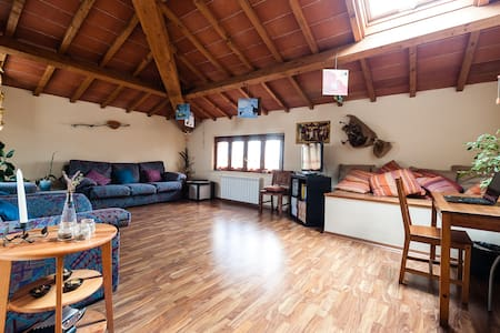 Private room + breakfast in relaxing apartment! - Cascina