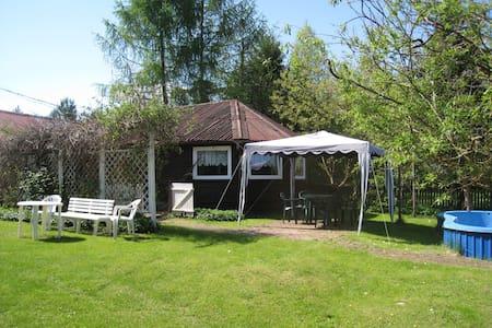Mały domek studio. Blisko natury - Marksewo