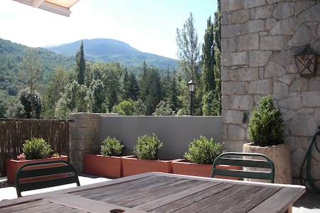 Apartamento de lujo,terraza ,vistas , WIFI