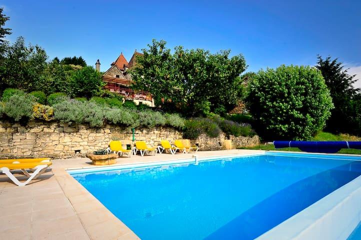 Maison en Vallée de la Dordogne - Cahus