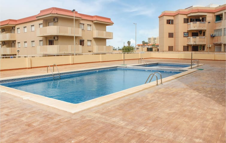 Holiday apartment with 1 bedroom on 42m² in La Manga del Mar Menor