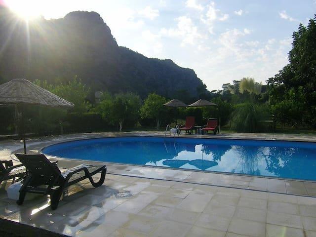 Portalimo Lodge Çıralı / Antalya
