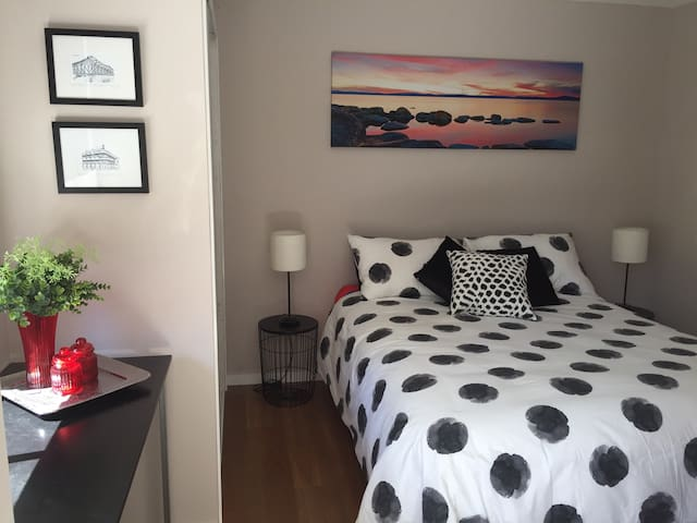 Brand new one bedroom unit Tennyson - Tennyson - Apartment