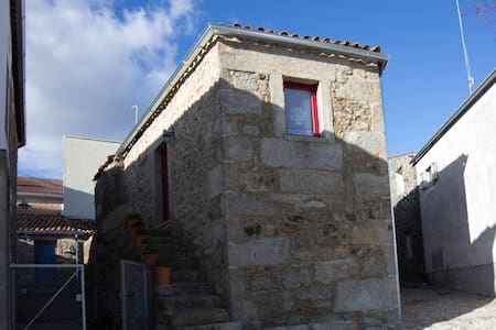 CASA DA PEDRA, Turismo Rural - Aldeia do Bispo