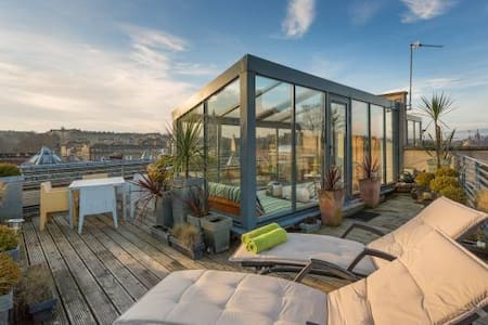 Voted Third Best Place To Stay in UK - Edinburgh - Byhus
