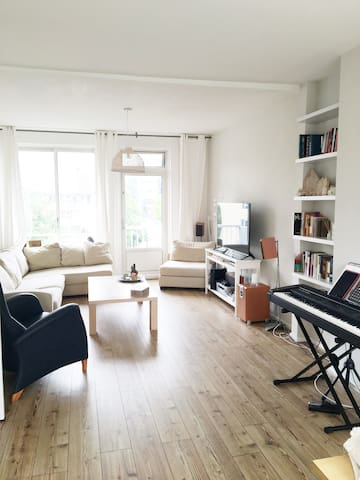 Light and Peacefull Apartment - Amsterdam - Appartement