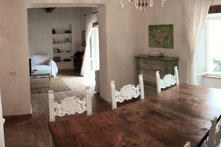 Exclusive apartment in Porto Ercole - Porto Ercole - Apartament