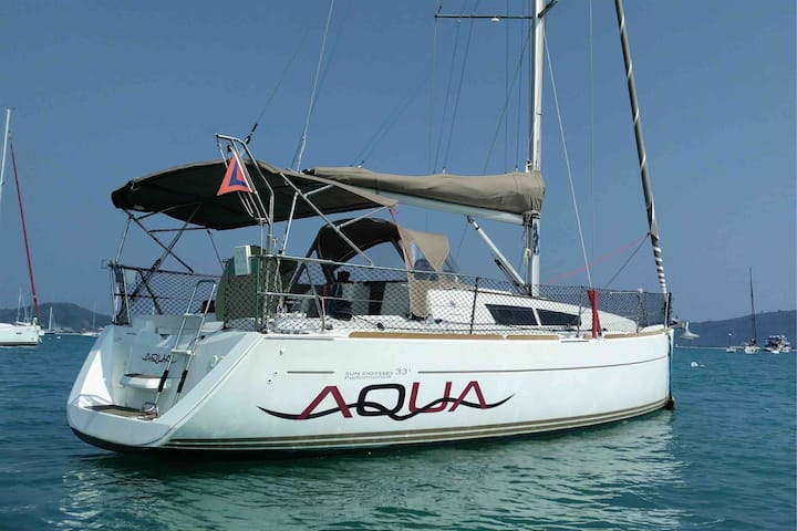 Sailing cruiser for Samui, Phangan and Koh Tao