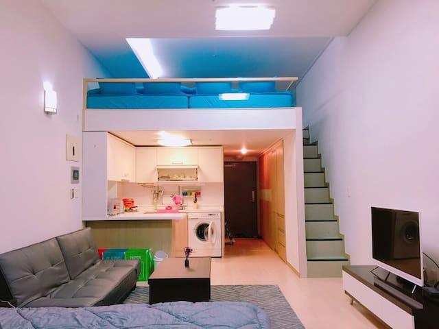 HERB 하우스 (2) - Busanjin-gu - Wohnung