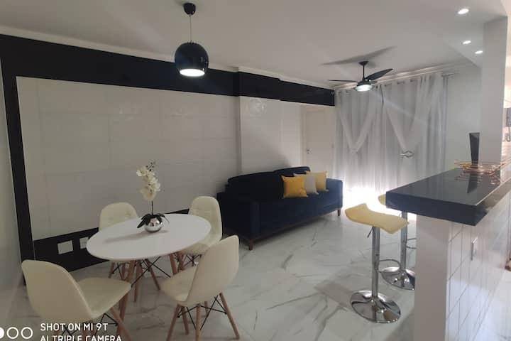 Apartamento 202 Espetacular - 7 Piscinas Thermais