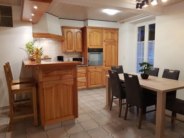 Appartement de Vacances près de Delémont