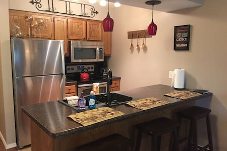 Clean, Upscale Walk In, Brand New Everything! - Reeds Spring - 公寓