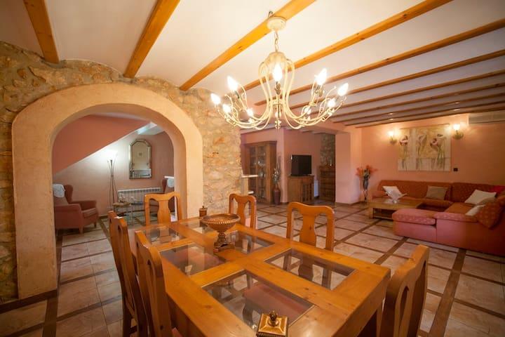 Preciosa Casa en Denia - La Xara - Villa