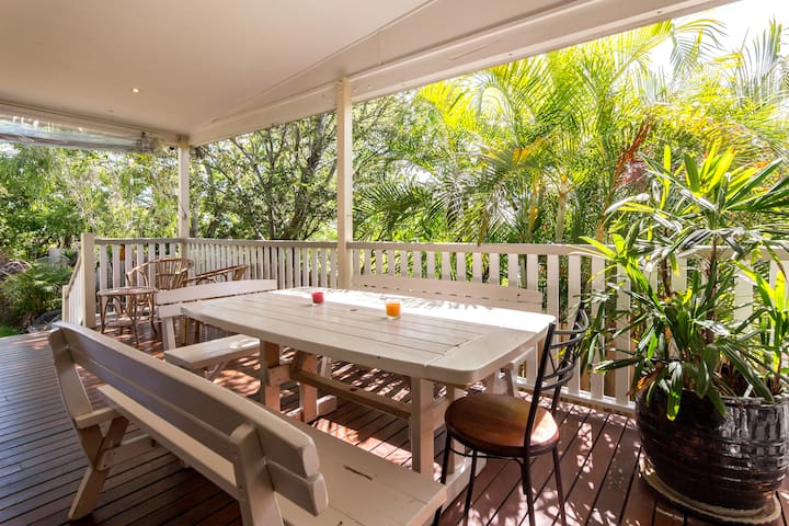 4 bedroom house - walk to Southbank - Woolloongabba - Rumah