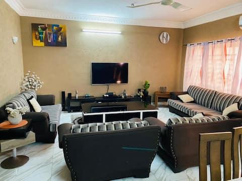 Appartement meublé Akpakpa PK3