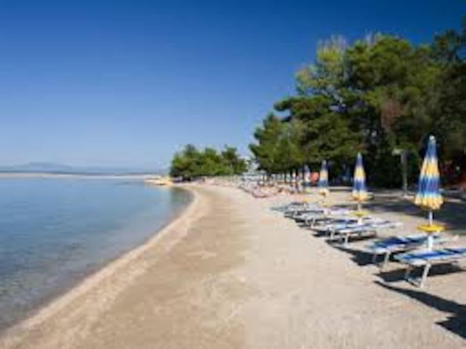 Crikvenica gradska plaža