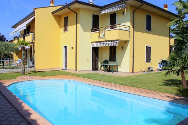 Countryside Holiday Home in Lazise, near Lake Maggiore