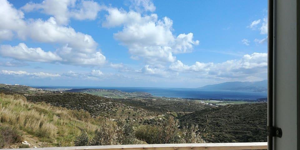 villa baluk-byzantin hike from the hause &sea view