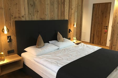 Modern Holiday Apartment Chalet Ortles with Mountain View and Wi-Fi; Parking Available