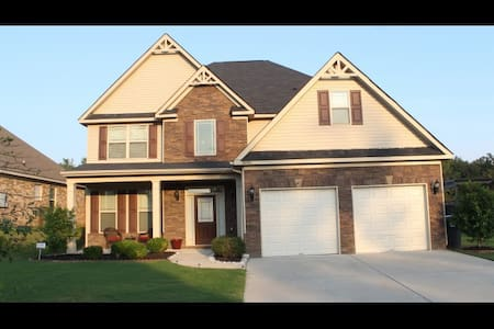 Beautiful Spacious Master Rental Home - Grovetown