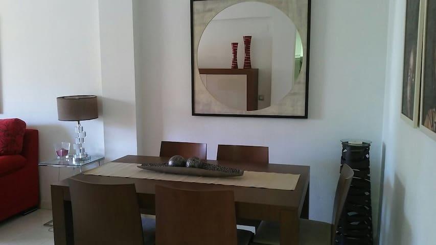 Apart. cerca de la playa del Gurugu - El Grao de Castellón - Apto. en complejo residencial