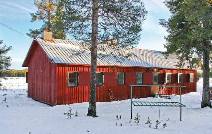 Holiday cottage with 8 bedrooms on 130m² in Arvidsjaur