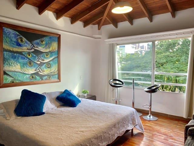 Hotel LLeras Premium-403 habitación privada