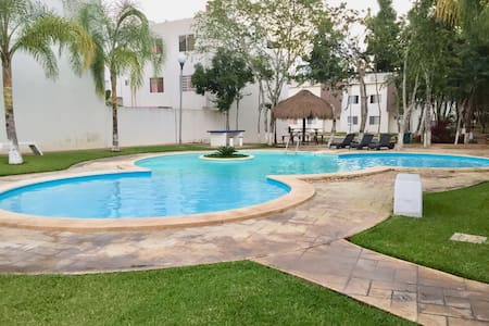 Beautiful house, 3 bedrooms, Playa del Carmen