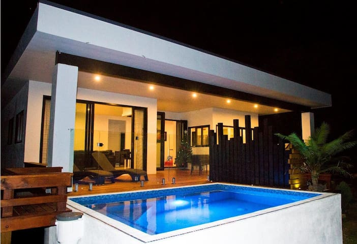 Konoha Family Villa *POOL* - Arorangi District - House