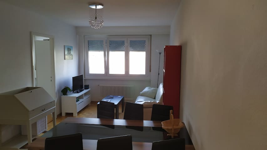 Apartment near Biopole, EHL, CHUV, M2, Aquatis