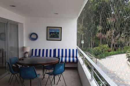 Departamento con vista al mar en Ancon - Ancón - Appartement