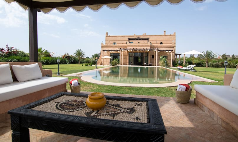 Villa Rose Fleur de Marrakech