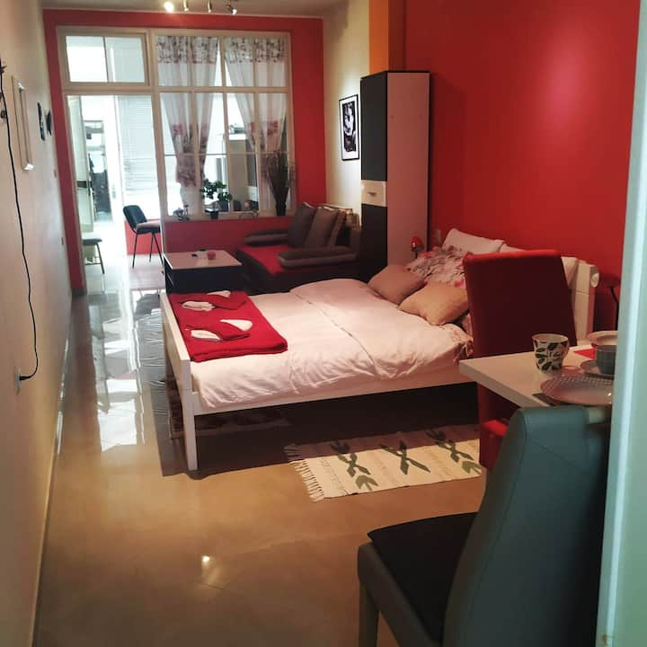 Studio apartman Red Panthers