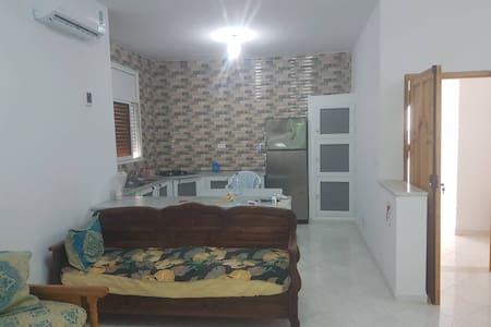 étage de villa s+2 à Bizerte