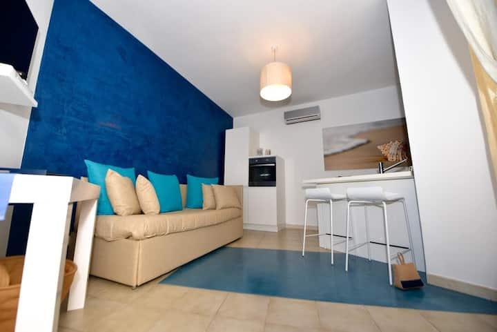 Appartamento suite vista mare