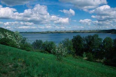 Ausspannen zwischen Himmel und Wasserblau - Feldberger Seenlandschaft - Casa