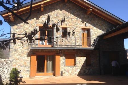 Can Jaume. Preciosa casa en plena Cerdanya. - Talló