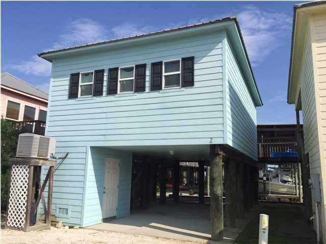 Waterfront Condo on Dauphin Island