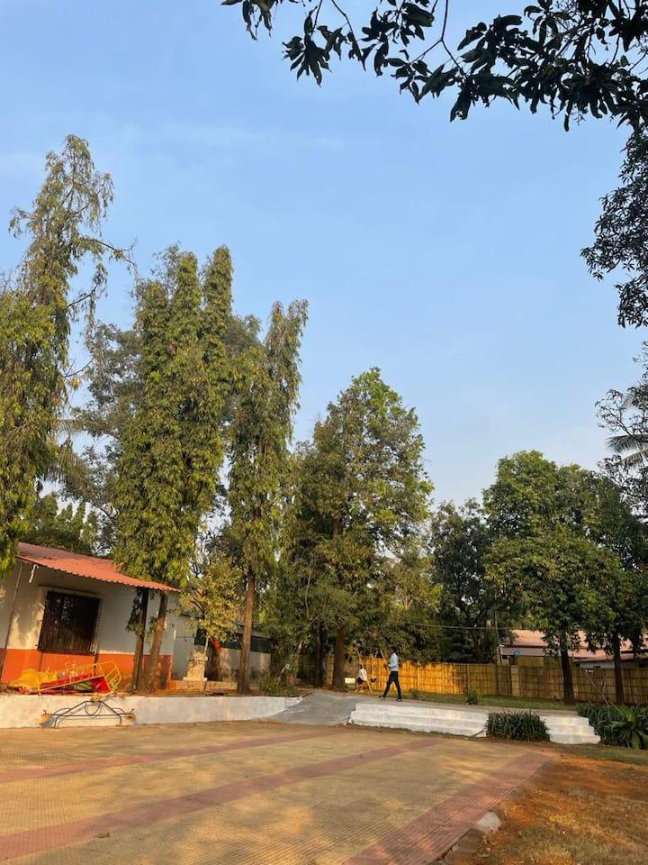 Farmhouse stay in Karjat