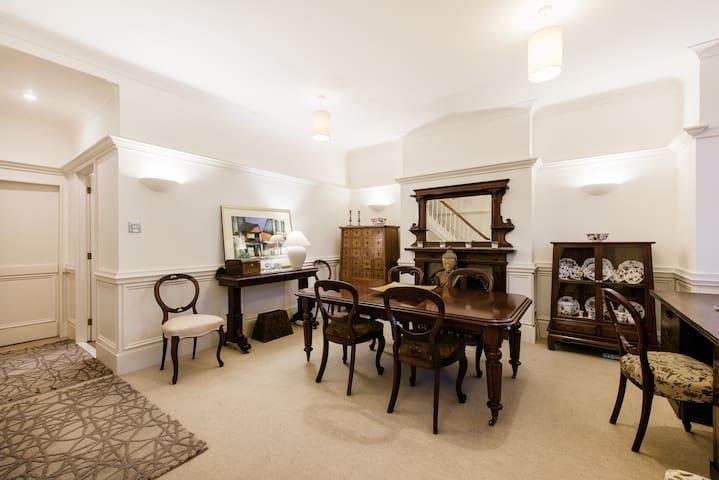 Elegant family home in West London