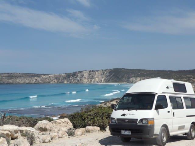 Kangaroo Island Campervan Hire - Kingscote - Camper