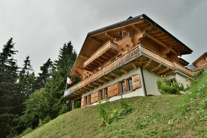 CHAMPOUSSIN, chalet for a summer mountain holiday!