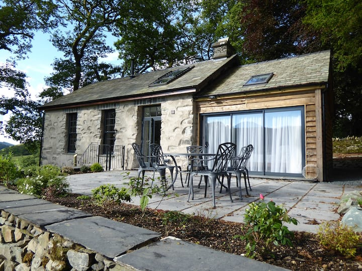 Converted Chapel on Coniston Water, pet friendly