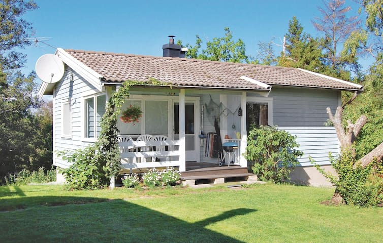 Holiday cottage with 1 bedroom on 45m² in Oskarshamn