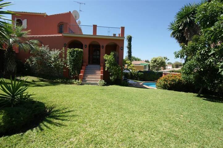 VILLA MARIOLA - PUERTO BANUS - Marbella